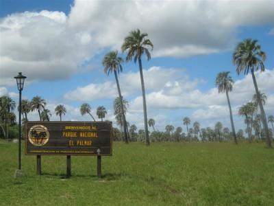 Nationalpark el Palmar