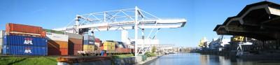 Rheinhafen Basel