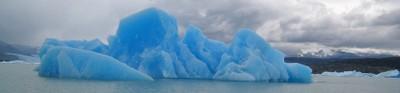 Eisberg auf Lago Argentino